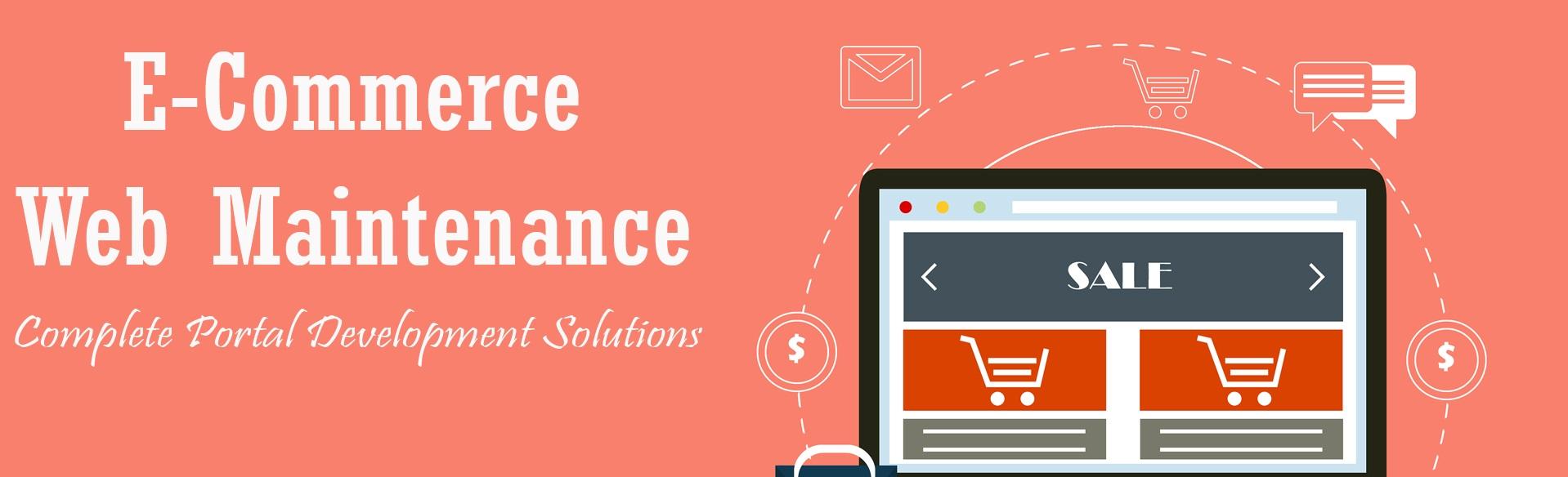 Best Ecommerce Website Maintenance Company Web Design Services Agency Mint Media